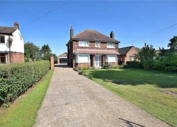 Thumbnail 4 bed detached house for sale in Scawby Road, Scawby Brook, North Lincolnshire
