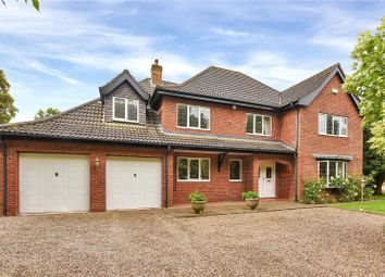 Thumbnail 4 bed detached house for sale in Lodge Gardens, Great Carlton, Louth, Lincolnshire