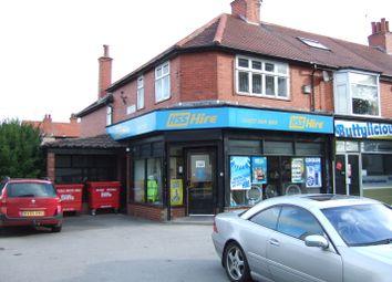 Thumbnail Retail premises for sale in 83, Knaresborough Road, Harrogate