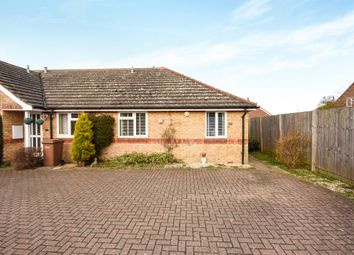 Thumbnail 2 bedroom semi-detached bungalow for sale in Stonehill Road, Roxwell, Chelmsford