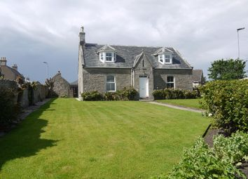 Thumbnail 4 bed detached house to rent in Prospect Terrace, Lossiemouth, Moray