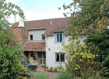 Thumbnail 4 bedroom detached house for sale in Luccombe, Minehead, Somerset