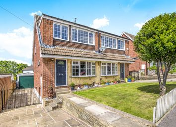 Thumbnail 3 bed semi-detached house for sale in Aire Grove, Yeadon, Leeds