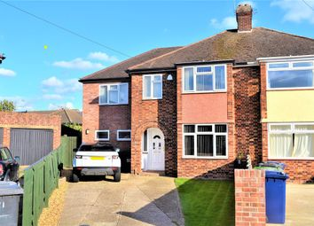 Thumbnail 5 bed semi-detached house for sale in Elfleda Road, Cambridge
