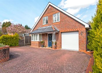 Thumbnail 4 bed detached house for sale in Bentley Close, Kings Worthy, Winchester, Hampshire