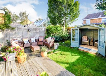 Thumbnail Terraced house for sale in Earlsfield Close, Wootton, Northampton