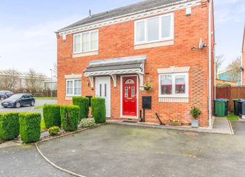 Thumbnail 2 bedroom semi-detached house for sale in Sandys Grove, Tipton