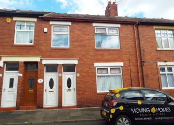 Thumbnail 1 bed flat for sale in Lilburn Street, North Shields