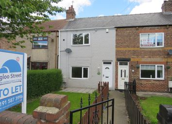 Thumbnail 3 bed terraced house to rent in Heaton Terrace, Wingate