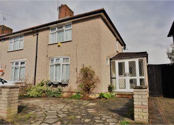 Thumbnail 2 bedroom end terrace house for sale in Lymington Road, Dagenham