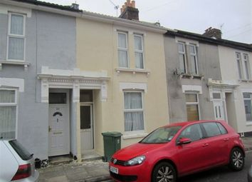Thumbnail 4 bed property to rent in Norman Road, Southsea