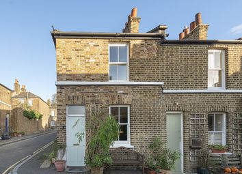 Thumbnail 2 bed end terrace house to rent in Trinity Grove, London