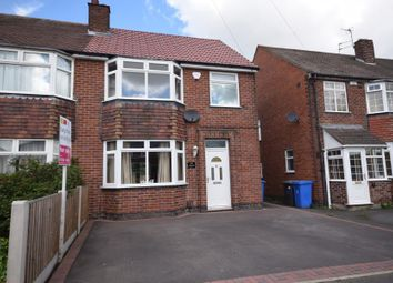 Thumbnail 3 bedroom semi-detached house for sale in Uplands Avenue, Littleover, Derby