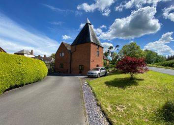 Thumbnail 4 bed barn conversion for sale in Crews Hill Court, Alfrick, Worcester