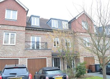 Thumbnail 3 bed town house to rent in Highbridge Close, Radlett