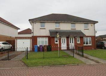Thumbnail 3 bed semi-detached house for sale in Overbrae Gardens, Glasgow
