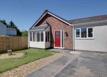 Thumbnail 2 bed detached bungalow for sale in New Lane, Hilcote, Alfreton