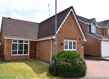 Thumbnail 2 bed detached bungalow for sale in St. Matthews Close, Stockingford, Nuneaton, Warwickshire