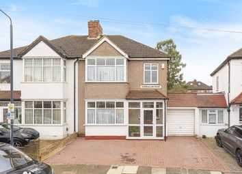 3 bed semi-detached house for sale in Cadwallon Road, New Eltham SE9