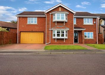 Thumbnail 6 bed detached house for sale in Pinewood Close, Hartlepool
