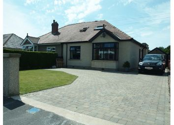 Thumbnail 3 bed semi-detached bungalow for sale in Bare Lane, Bare, Morecambe