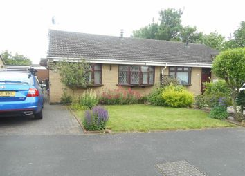 Thumbnail 2 bed semi-detached bungalow to rent in Beaufort Road, Stenson Fields, Derby