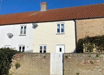Thumbnail 2 bed terraced house for sale in Church Road, Hilgay, Downham Market