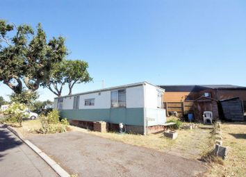 Thumbnail 1 bed mobile/park home for sale in Stokes Bay Road, Gosport