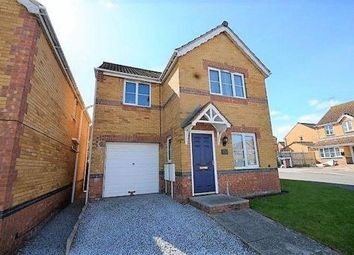 Thumbnail 3 bed detached house for sale in Sycamore Avenue, Creswell, Worksop