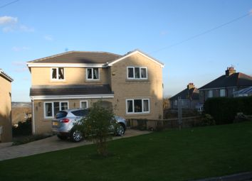 Thumbnail 4 bed detached house for sale in Caythorpe Walk, Bradford
