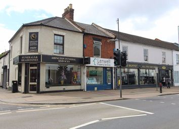 Thumbnail 1 bed flat to rent in West Walk, Abington, Northampton