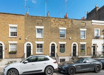 Thumbnail 2 bed terraced house for sale in Bourne Street, London