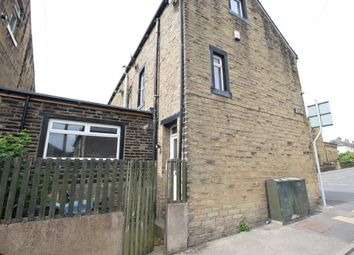 Thumbnail 2 bed terraced house for sale in Queens Road, Keighley