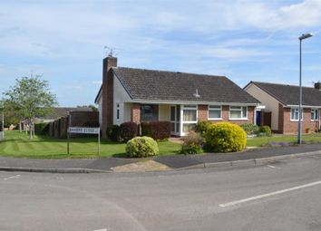Thumbnail 2 bed detached bungalow for sale in Bakers Close, Bishops Hull, Taunton, Somerset