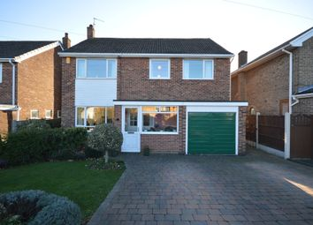 Thumbnail 4 bed detached house for sale in Cumbrian Way, Lupset Park, Wakefield
