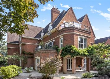 Thumbnail 3 bed flat for sale in Warren Road, Coombe, Kingston Upon Thames