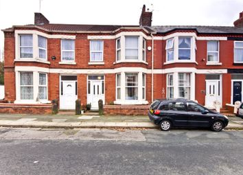 Thumbnail 3 bed terraced house for sale in Fallowfield Road, Liverpool, Merseyside