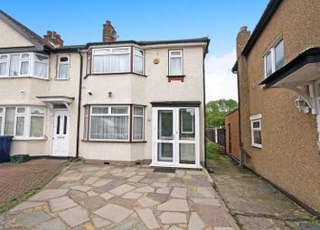 Thumbnail 3 bed end terrace house for sale in Kingsmead Drive, Northolt