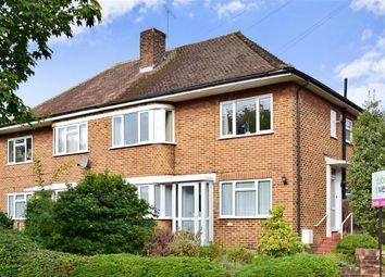Thumbnail 2 bed maisonette for sale in Cheston Avenue, Shirley, Croydon, Surrey