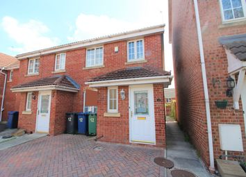 Thumbnail 3 bed semi-detached house to rent in Kingsdale Close, Bury