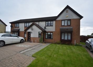 Thumbnail 2 bed terraced house for sale in Flures Avenue, Erskine