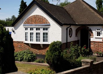 Thumbnail Detached bungalow for sale in Strangeways, Watford, Hertfordshire