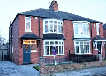 Thumbnail 3 bed semi-detached house for sale in Thornfield Grove, Middlesbrough