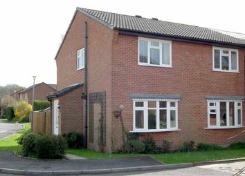 Thumbnail 2 bed semi-detached house to rent in Acacia Road, Hordle, Lymington