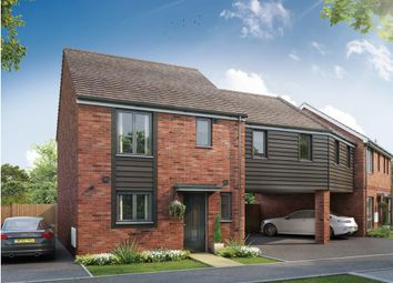 """Thumbnail 3 bed detached house for sale in """"Chester Link """" at Old Oak Way, Harlow"""