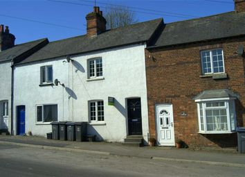Thumbnail 2 bed terraced house to rent in Salisbury Road, Marlborough, Wiltshire