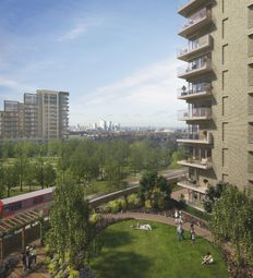 Thumbnail 2 bedroom flat for sale in The Square, Kidbrooke Village, Greenwich