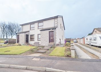 Thumbnail 1 bed flat for sale in St. Brioc Way, Ferryden, Montrose