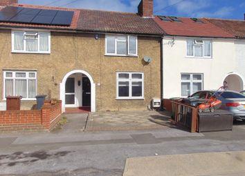 Wren Road, Dagenham RM9. 2 bed terraced house