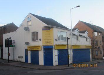 Thumbnail Retail premises for sale in Chapel Street, Luton